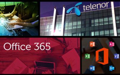 Telenor Microfinance Bank  Opted On-Prem Microsoft O365 Pro Plus Solution